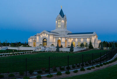 Fort Collins, Colorado Temple. Image via lds.org