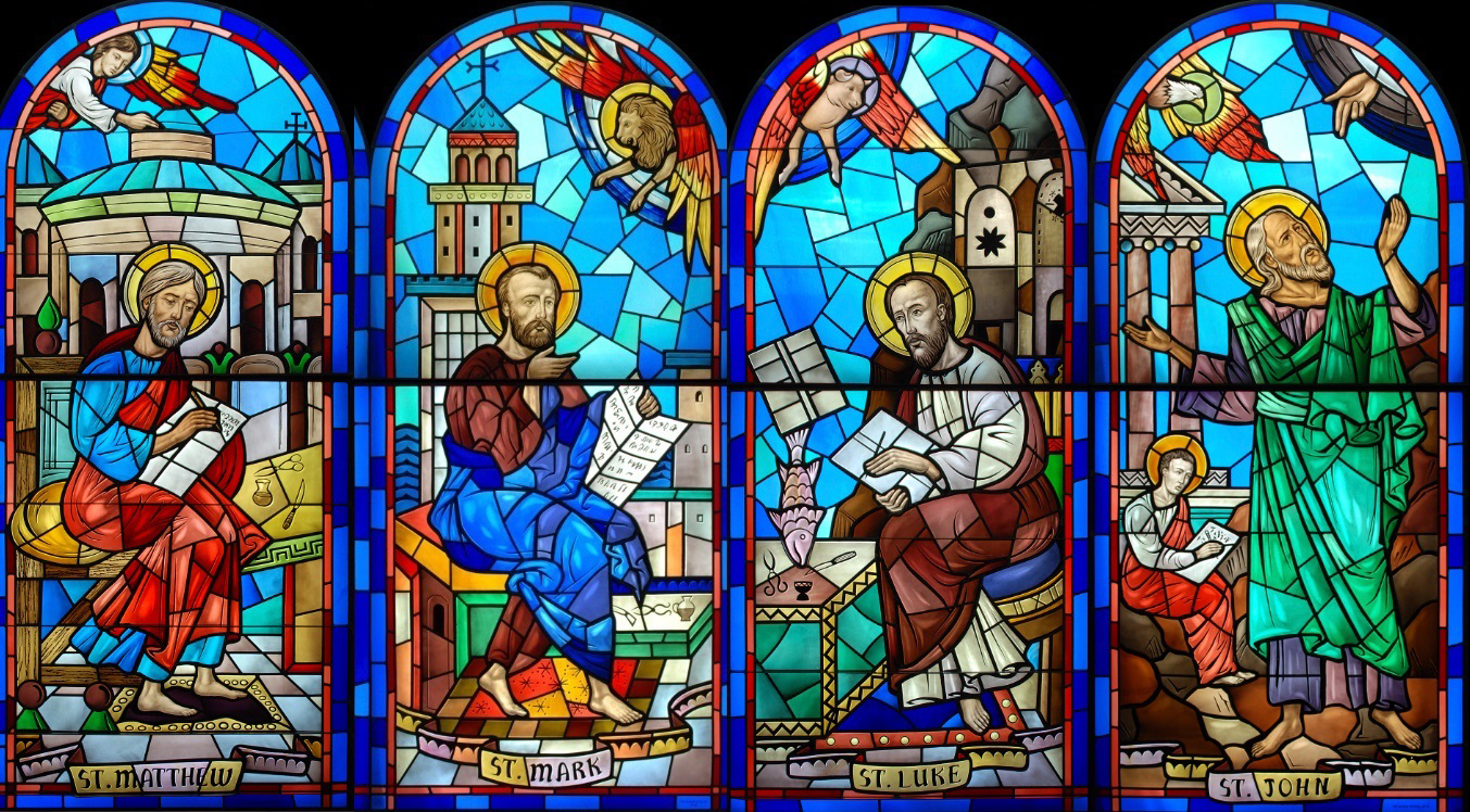 gospels of mathew mark luke and john the new testament Luke was written after matthew, using portions of mark, and another source of jesus' teachings referred to as q by bible scholars they were four of jesus's 12 disciples and authors of the new testament gospels (good news of salvation in christ.