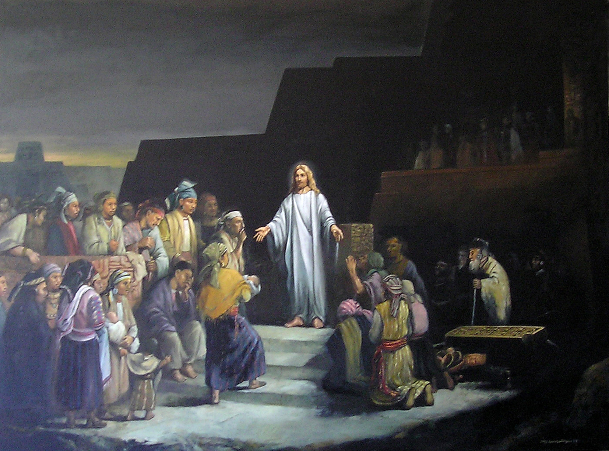 "sermon of the mount and the In the introductory comments to jesus' oft'-quoted sermon recorded in matthew  chapters 5-7, the first verse sets the stage for his ""astonishing teachings."