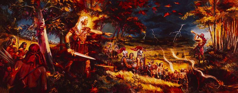 Nephites' Last Battle by Harold T. Kilbourn