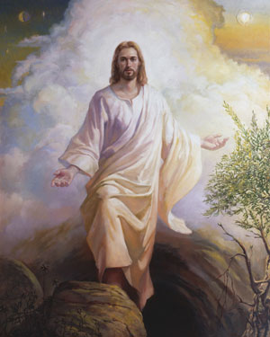 The Resurrected Christ by Wilson J. Ong