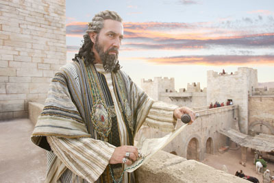 Jesus Christ must have been born before 4 BC, when Herod the Great died. Image from the film The Nativity Story.
