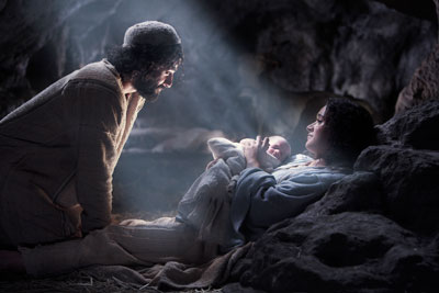 Image from the film The Nativity Story.