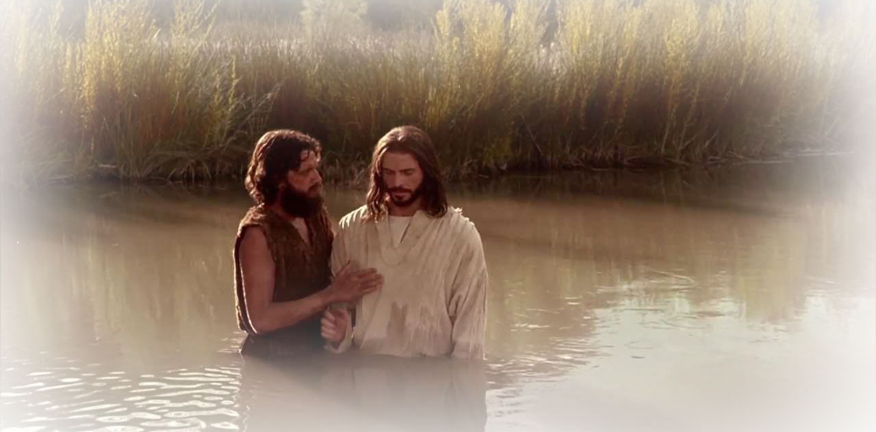 Image result for baptism of jesus christ lds