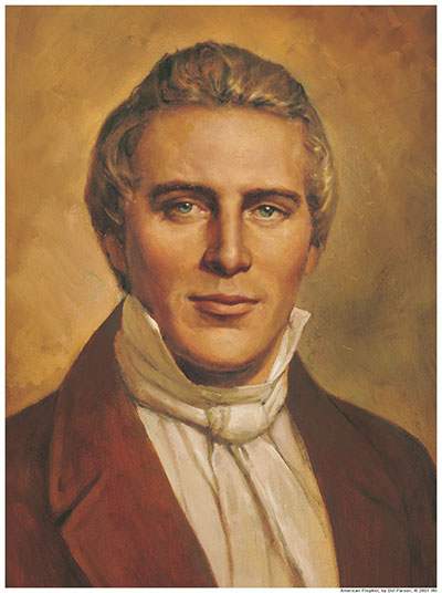 Why Did Moroni Quote Isaiah 11 to Joseph Smith? | Book of ... Joseph Smith