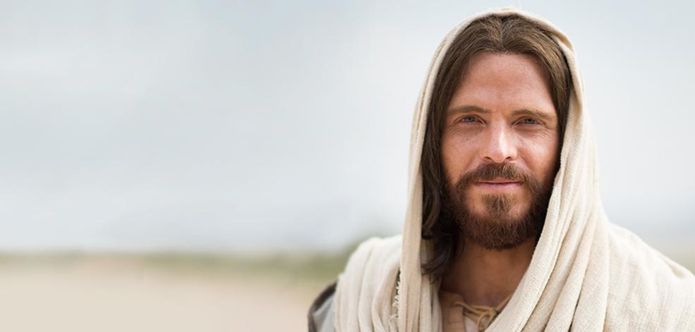 Jesus Christ. Image via lds.org