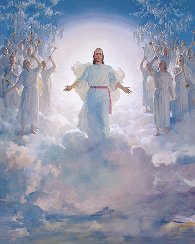 The Second Coming by Harry Anderson