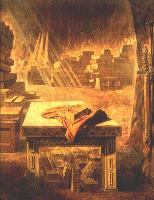 Mormon's Cave. Image via hunterscastle.com