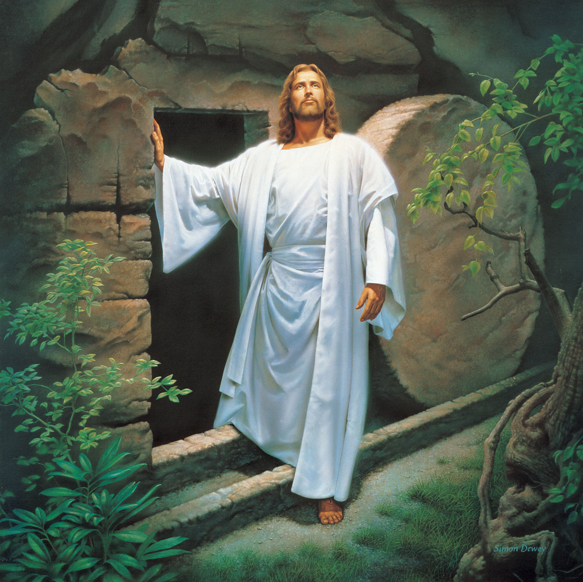 book of the dead jesus