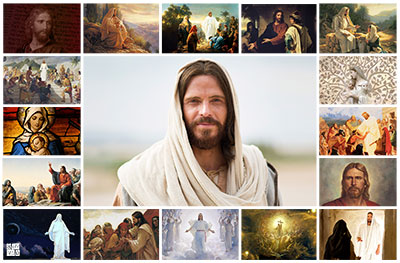 Various roles of Jesus Christ. Image by Book of Mormon Central.