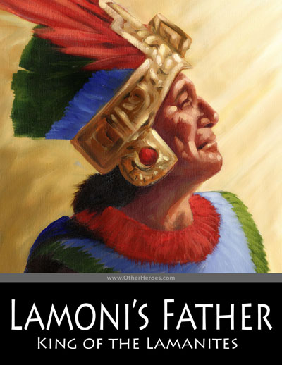 King Lamoni's Father by James Fullmer