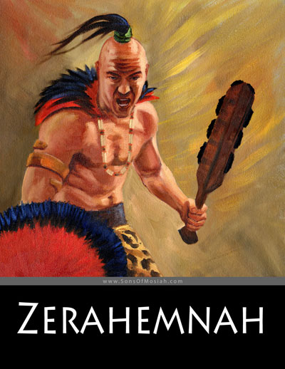 Zerahemnah by James Fullmer.