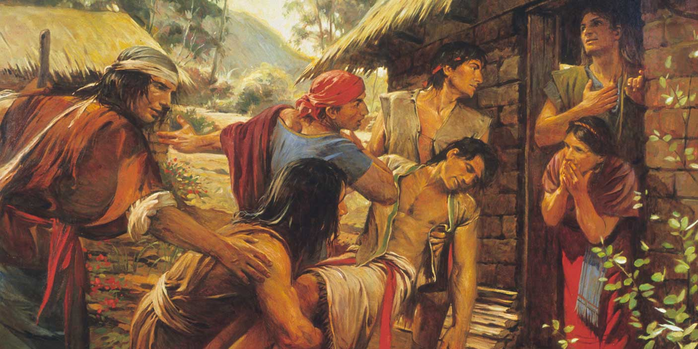 """His Father Rejoiced"" by Walter Rane"