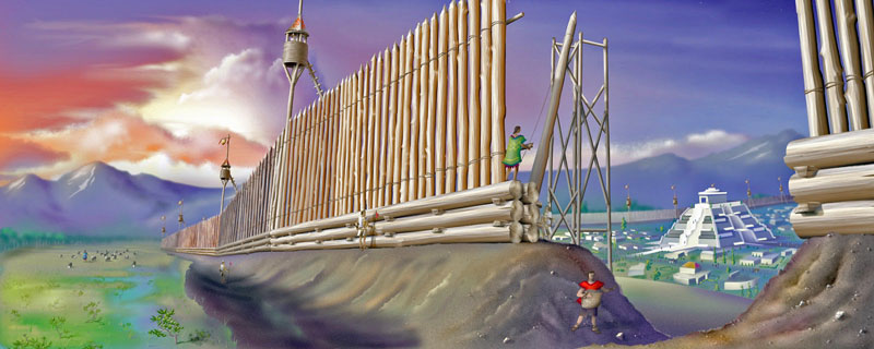 Captain Moroni's Works of Timbers via brunson20.com