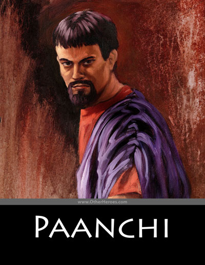 Paanchi by James Fullmer
