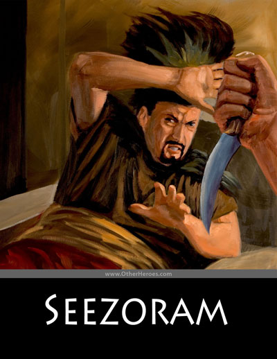 Seezoram by James Fullmer