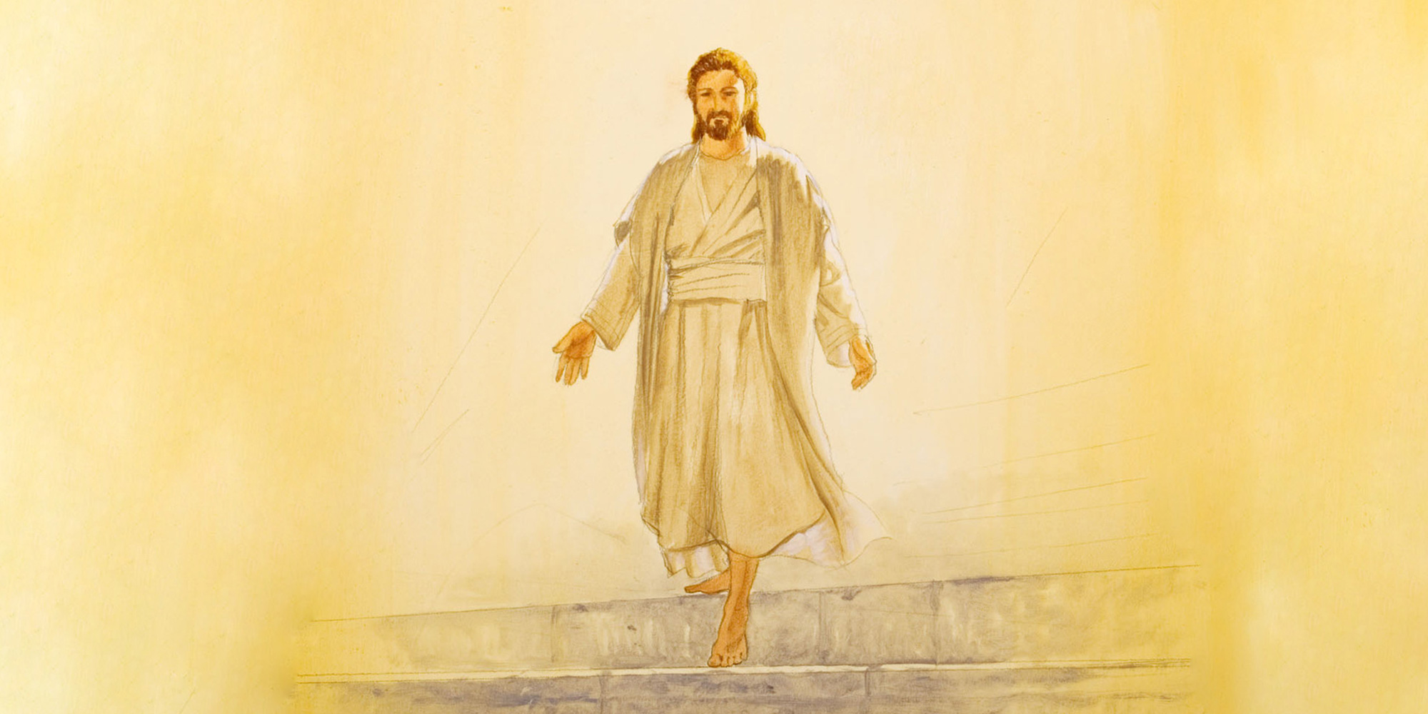 Jesus by James Fullmer