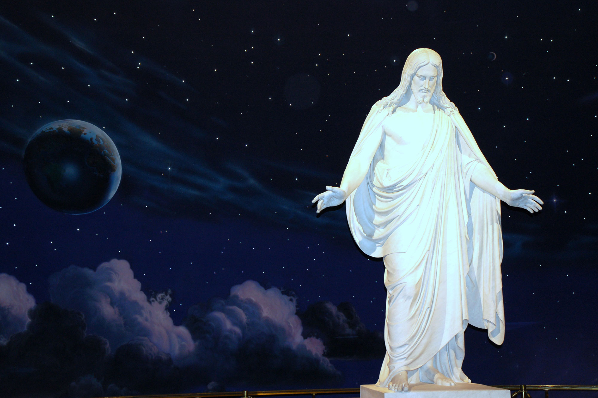 Christus by Bertel Thorvaldsen
