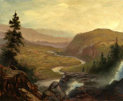Zarahemla Valley by James Fullmer