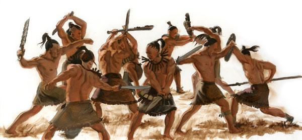 Zeniff Battle by James Fullmer
