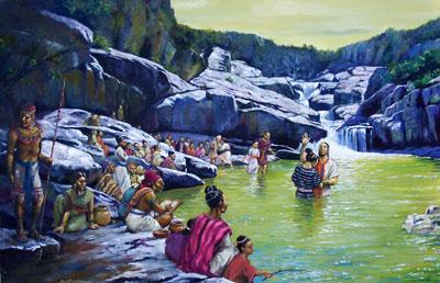 Aguas de Mormon by Jorge Cocco