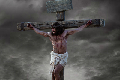 The Crucifixion of Christ via lds.org
