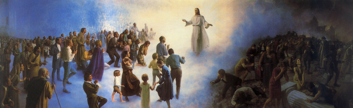 Second Coming of Jesus Christ by John Scott