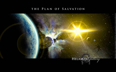 Plan of Salvation from Helaman Gallery