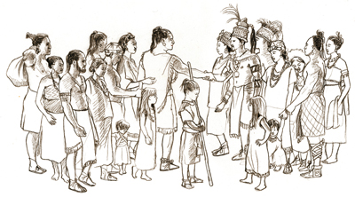 Mosiah and Zarahemla by James Fullmer
