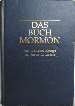 The German Book of Mormon