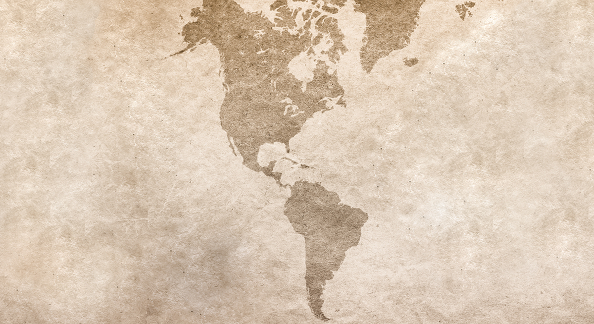 """Map of the World"", Modified from Adobe Stock"