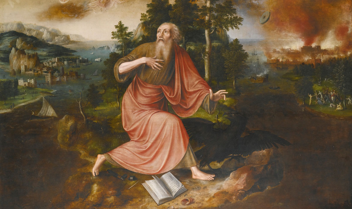 """The Apocalypse of Saint John the Evangelist"" by Jan Massijs"