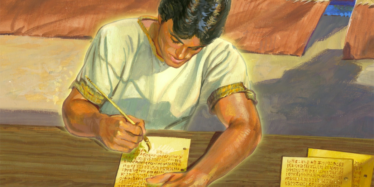 Book of Mormon Stories via lds.org
