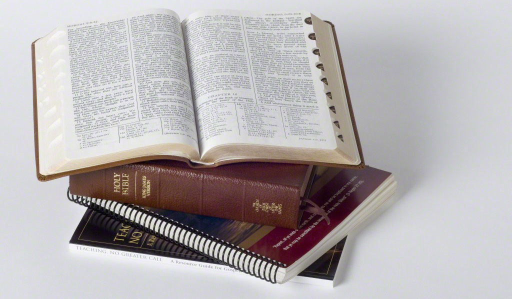 Was The Book Of Mormon Used As The First Church Administrative