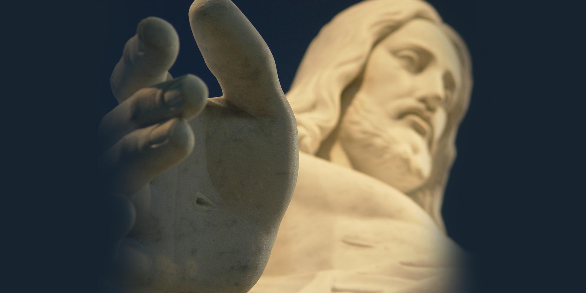 Jesus Christ, Christus Statue via Flickr
