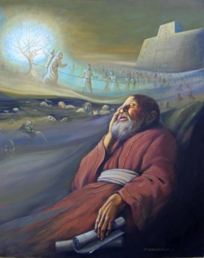 """""""El sueño de Lehi"""" by Jorge Cocco"""