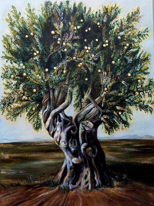 The Tree of Life by Hannah Butler