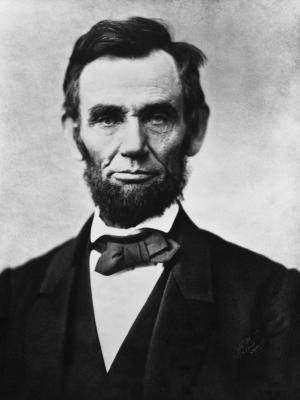 Abraham Lincoln via Wikimedia Commons