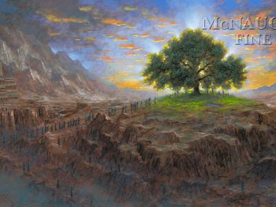The Tree of Life by Jon McNaughton
