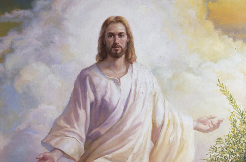 """The Resurrected Christ"" by Wilson J. Omg"