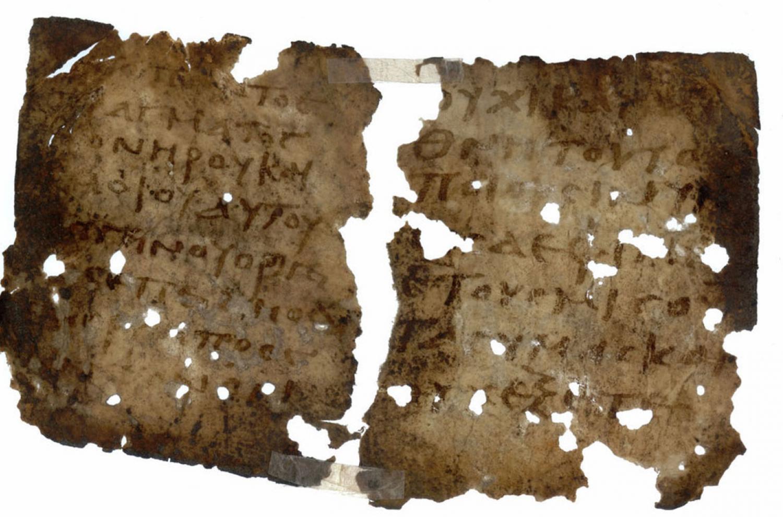 Two Oxhyrhynchus Didache Fragments via bricecjones.com