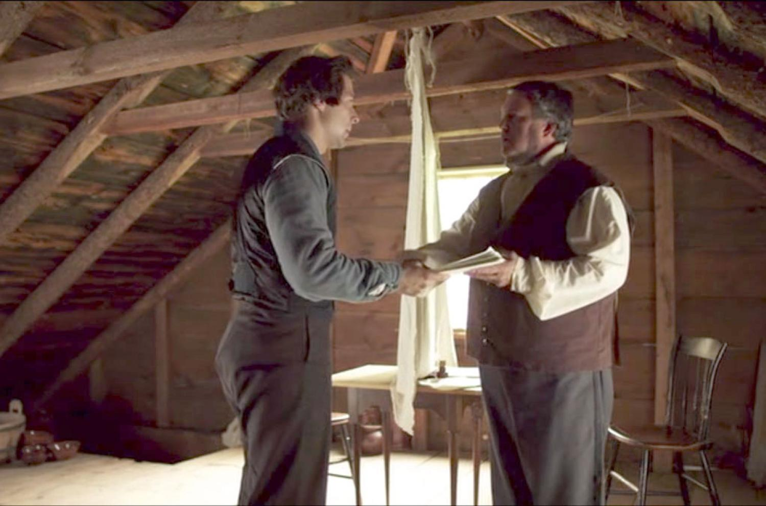 Still Image from Joseph Smith: Plates of Gold