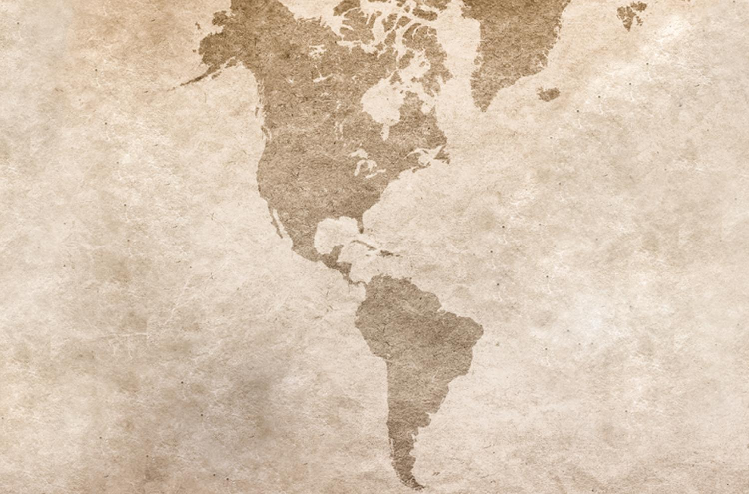 """""""Map of the World"""", Modified from Adobe Stock"""