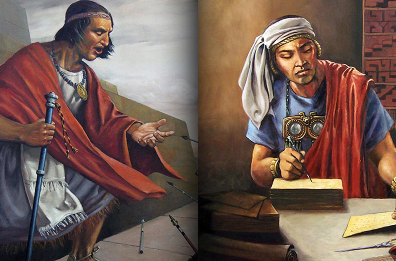 """""""Samuel en la muralla"""" and """"Ultimas paginas"""" by Jorge Cocco"""