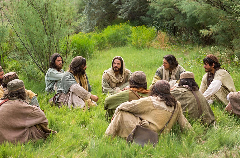 """Whom Do Men Say That I the Son of Man Am?"" via Gospel Media Library"