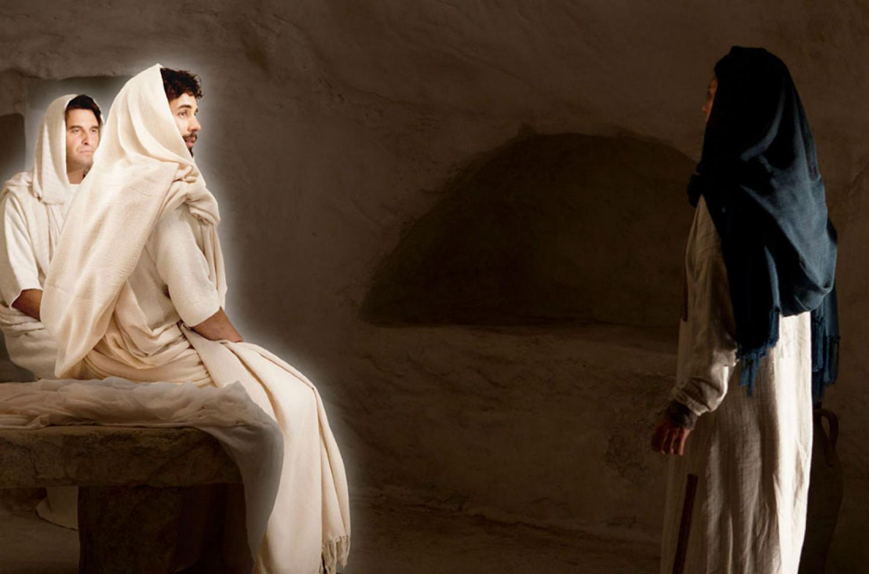 Seeking Christ. Image via Gospel Media Library.