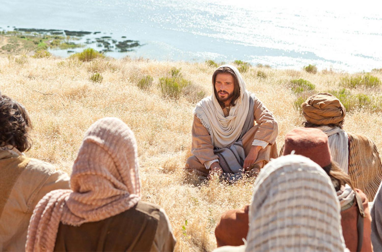 """Sermon on the Mount: The Higher Law"" via Gospel Media Library"