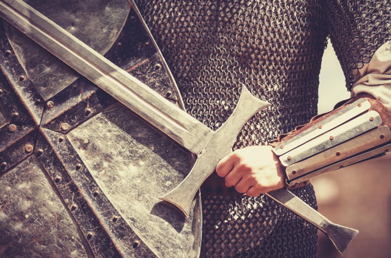 Knight by Masson