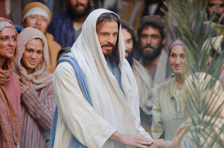Christ in Jerusalem via lds.org