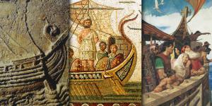 Various Sailing Vessels in Antiquity